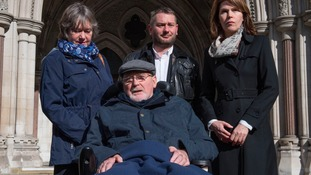 Terminally ill man gets go-ahead to fight assisted dying law