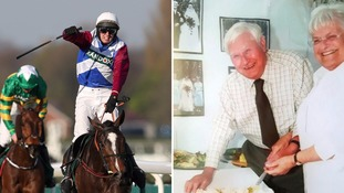 Great-grandad, 85, dies hour after winning his final Grand National bet