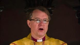 Revd Paul Butler, Bishop of Durham