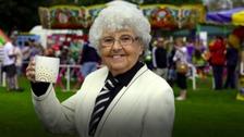 Former Newcastle United tea-lady Kath Cassidy