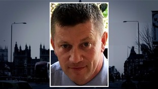 Pc Keith Palmer died in the Westminster attack.