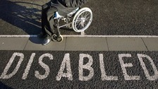 50,000 people have had their motability vehicle taken away after being put on PIP