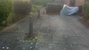 Uneven pavements