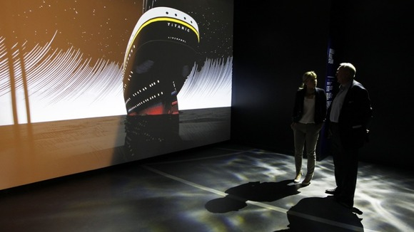 news entertainment national geographic museum open titanic exhibit