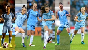 Manchester City Woman lead the way in player of the year
