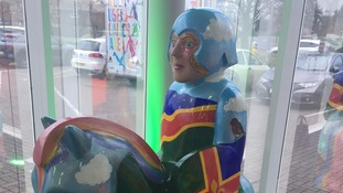 St Barnabas Knight set for tour of Lincoln