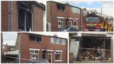 Seaham house fire