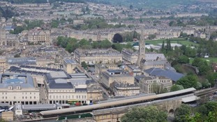 £15 million modernisation of Bath Spa train station to disrupt travel over the Easter weekend
