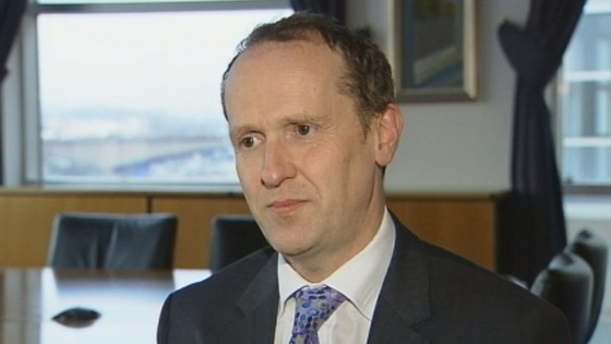 Keith Anderson, the Chief Corporate Officer for Scottish Power, told ITV News that reducing electricity by 2020 was 'achievable'.