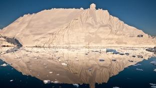 Greenland Antarctic Ice