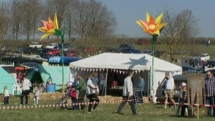 Thousands expected to attend Daffodil Festival in Somerset on Easter Monday