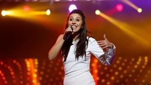 Ukraine's Eurovision winner singer Jamala