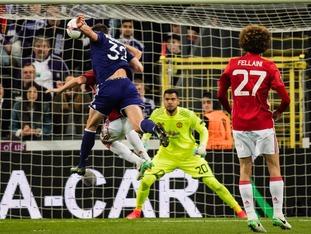 Anderlecht goal