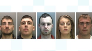 Group of friends jailed for 25 years after brutal attack