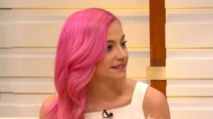 Pixie Lott goes pink ahead of Voice Kids UK and admits 'knock-backs early on gave me thicker skin'