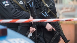 The Focus report said the trio were suspected of being part of a plot to attack German police with explosives.