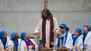 Actors - Jesus and the disciples