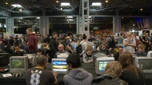 WATCH: 10,000 head to NEC for UK's biggest gaming festival