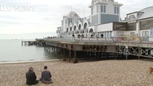 VIDEO REPORT: South Parade pier re-opens after major restoration