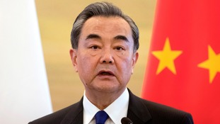 Chinese Foreign Minister Wang Yi has warned there would be 'no winners' in a war between the US and North Korea