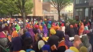 Vaisakhi celebrations underway in Gravesend