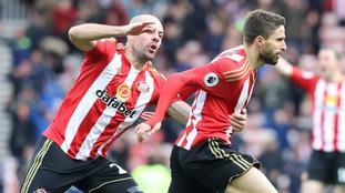 Last-gasp Borini strike snatches draw for Sunderland