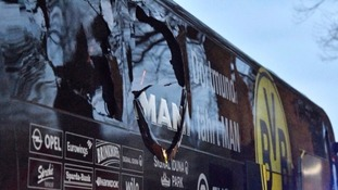 Far-right group 'claims responsibility for Dortmund bus blast'