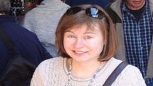 Hannah Bladon had begun her exchange in Jerusalem in January.