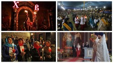 Easter is celebrated across the globe.