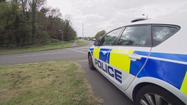 Woman dragged off street and raped in Berkshire