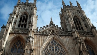 WATCH: York Minster bells ring out on Easter Sunday