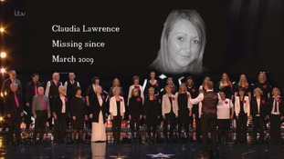 Father of missing Claudia Lawrence hopes missing people's choir can win Britain's Got Talent