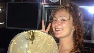 Danielle McLaughlin, 28, was killed in India last month.
