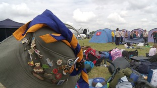 There are 2,000 volunteers in Cambridgeshire but scout leaders need more.