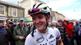 Deignan targets 2019 glory on Yorkshire's roads