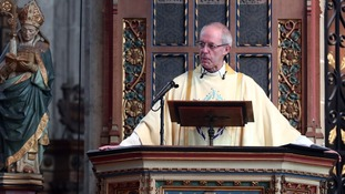 Archbishop of Canterbury brings message of 'restoration and hope' in Easter sermon