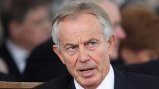 Attorney General 'looking to block bid to prosecute Tony Blair'