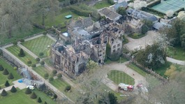 16th century stately home in Dorset gutted by 'suspicious' fire