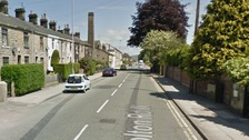 Image shows Bolton Road West, where the incident happened