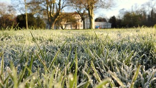 Frosty nights but mainly dry days CLIVE MITCHELL