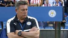 Leicester boss Craig Shakespeare