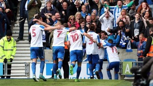 Championship match report: Brighton 2-1 Wigan Athletic