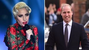 Prince William and Lady Gaga team up for mental health Facebook Live