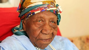 Jamaican 117-year-old woman is set to be crowned world's oldest human