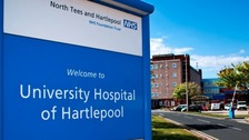 A new scheme which aims to fill staff shortages in the NHS.