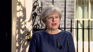 Theresa May has called for an early election on June 8.