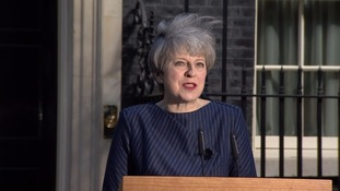 The daring bid of May as she calls for early election