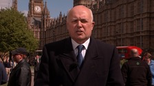 Former work and pensions secretary Iain Duncan Smith backed Theresa May's early call.