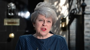 The PM announces a date for our diaries - the General Election on June 8th