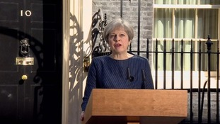 Theresa May has announced she is calling a snap General Election.